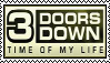 3 Doors Down - Time of My Life by Ashen-Stamps