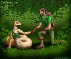 The Nurturing - Part 3 by Jesoran