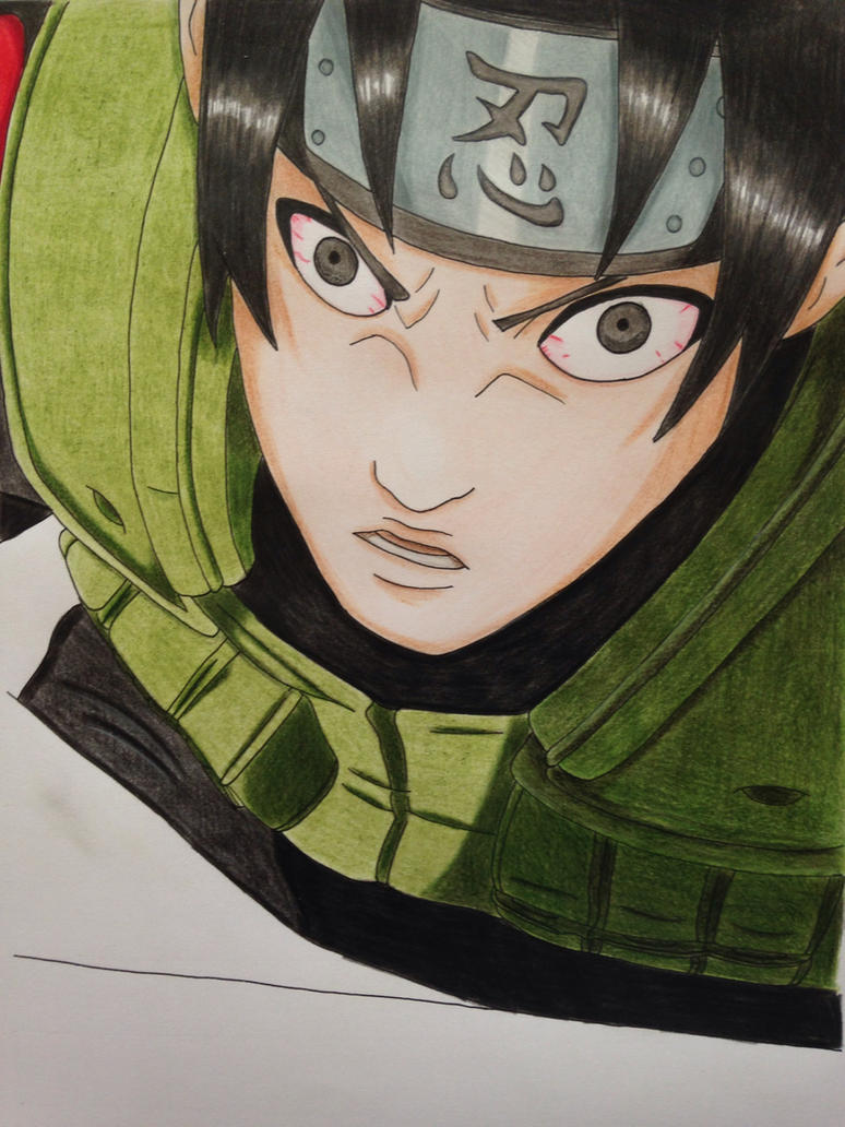 Sai - Naruto by Yachiru-likes-candy