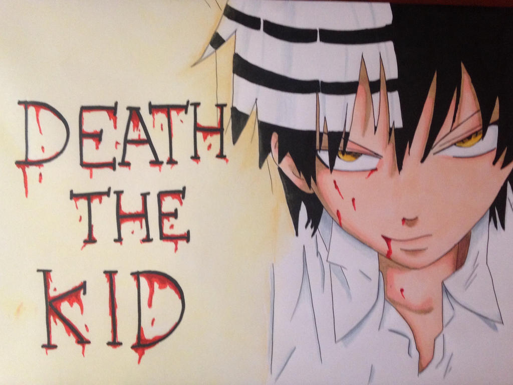 Death the Kid by Yachiru-likes-candy