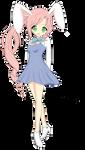 Commission: Chibi Bunny Girl