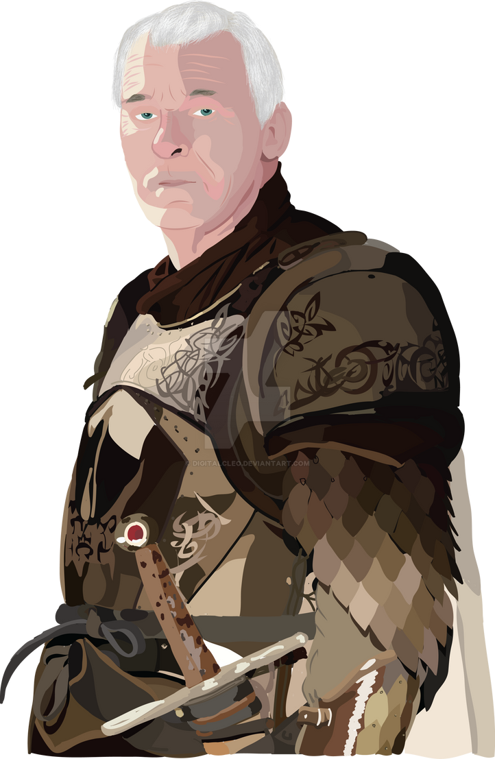 barristan the bold by digitalcleo on deviantart