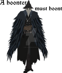 Bloodborne - Eileen the Crow