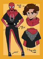 Spidersona? by Duskerus