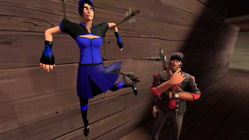 Put Me Down !! by TF2MCgirlCraft