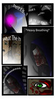 CreepyPasta Comic Part : 1 -- Raven