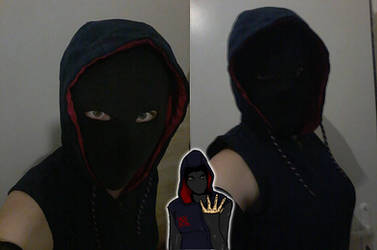 Slender Proxy OC / Cosplay by BluScoutit