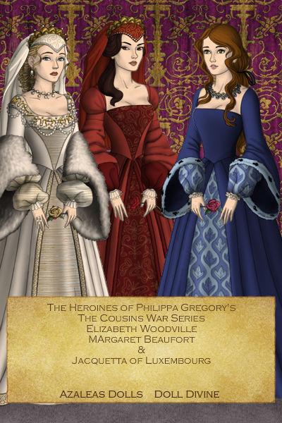 The Heroines of 'The Cousins War' by rachel637