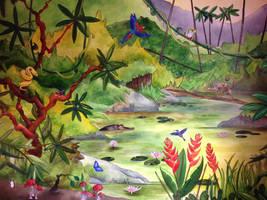 Hannah's Jungle