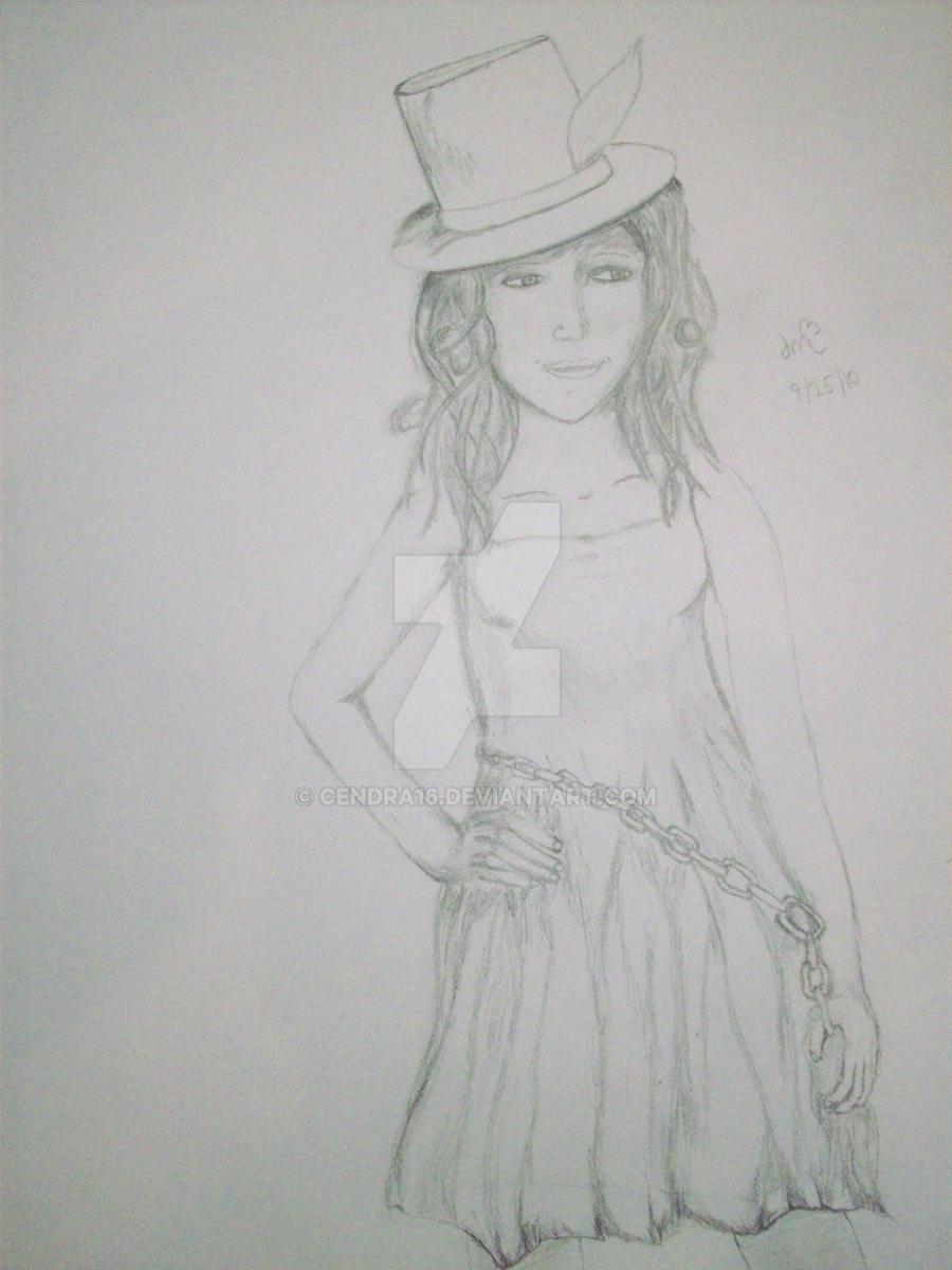 Helen by Cendra16
