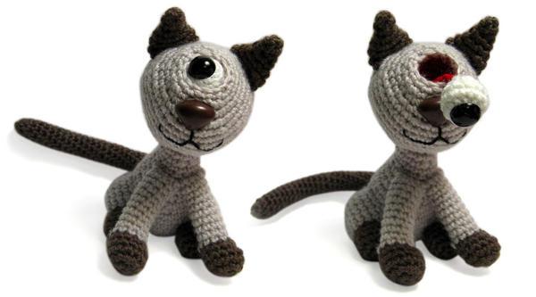 pop eye cyclops kitty by andricongirl