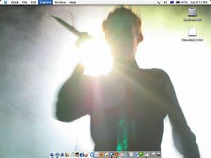 a clean desktop