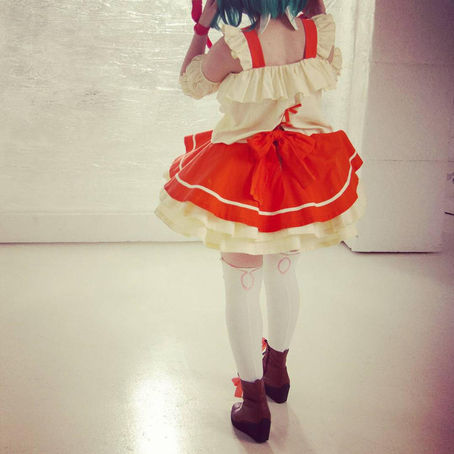 Ranka Lee. Behind the scenes by Chou-kou