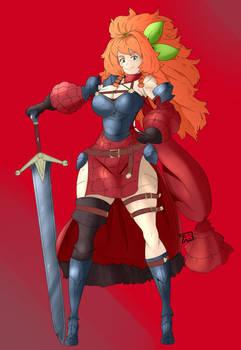 Final fantasy War of the visions: Lilyth