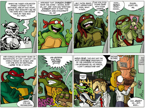 The curious case of Raphael by mariods