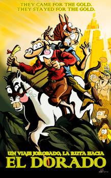 Mortadelo y Filemon La Ruta hacia el Dorado