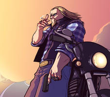 Sons of Anarchy tribute