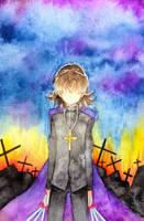 Cross by 1415Kuma