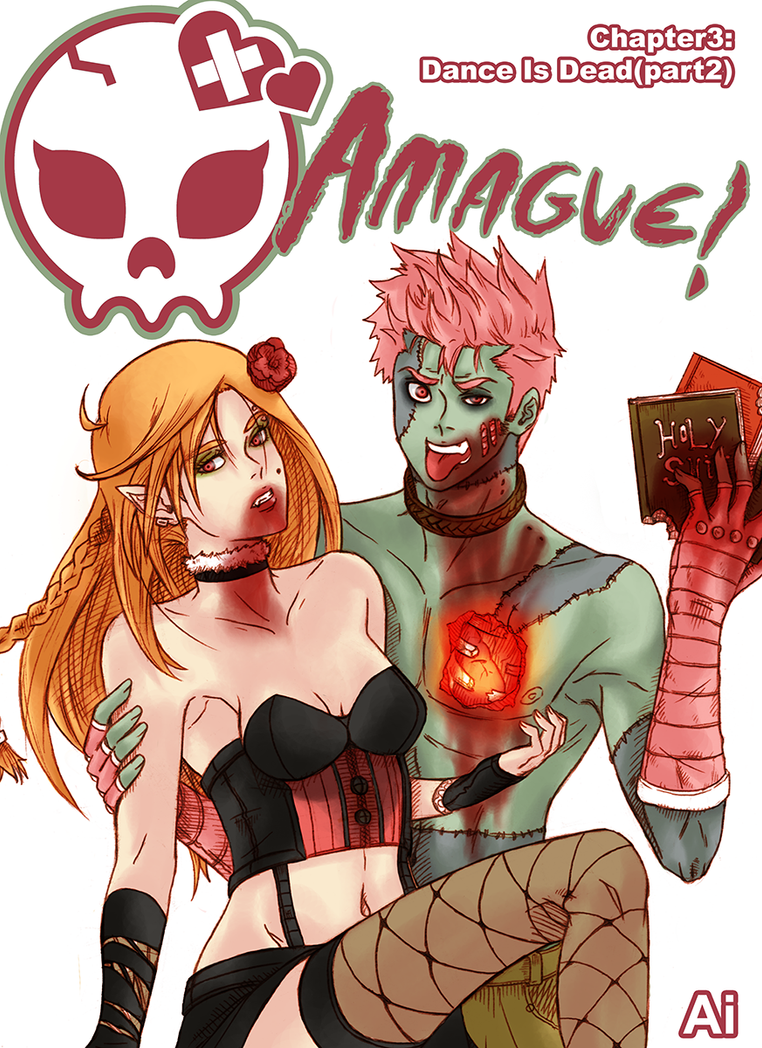 Amague! chapter 3 is out on Fakku! by thelastpierrot