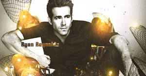 Ryan Reynolds by Sharzn