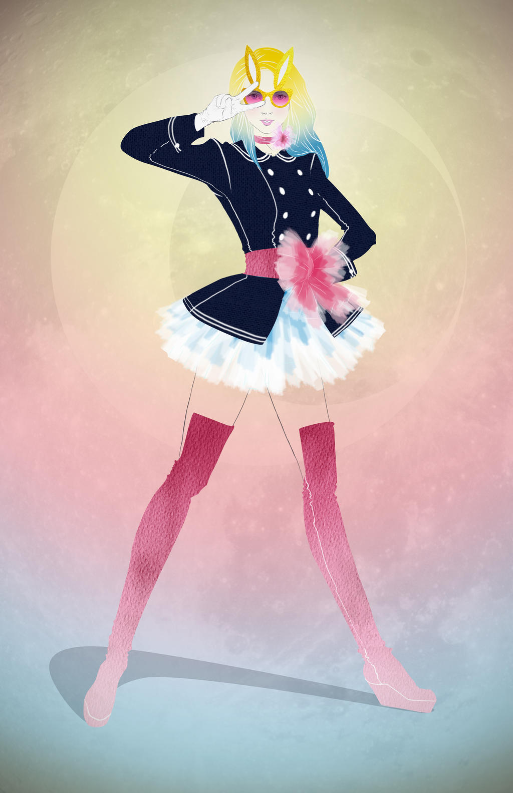 Sailor Moon by AbrahamCruz