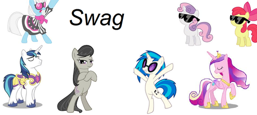 MLP-Swag by ProfessionalGirl