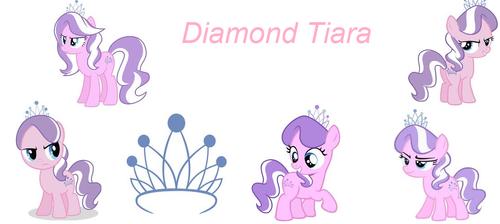 Diamond Tiara by ProfessionalGirl