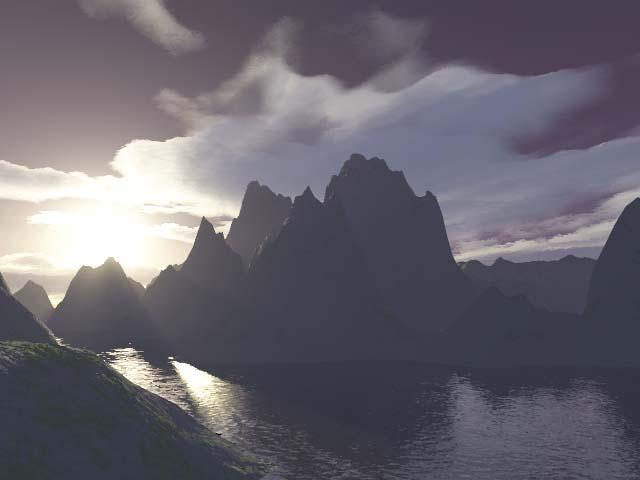 Highlands by Shadowdude