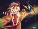 Touhou : Flandre Scarlet Ver 2 by ClearEchoes