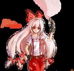 Touhou: Mokou no fujiwara