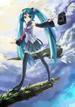 Vocaloid : Hatsune Miku