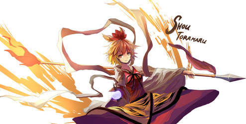 Touhou : It's Shou Time! by ClearEchoes
