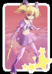 Commssion : Magical Girls OC