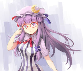 Patchouli Knowledge by ClearEchoes