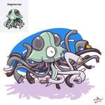 Pokemon Fusion - Magnecruel