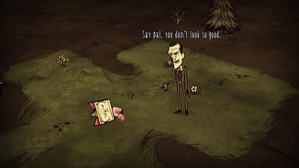 Unikitty in Don't Starve by bombtails2