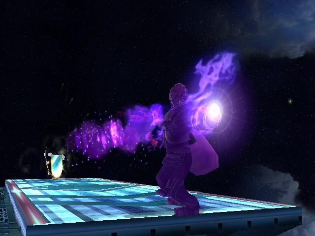 Rocket Punch...Wait, is a glitch by bombtails2