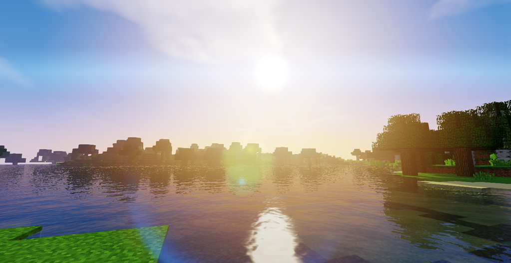 The first time with the shaders. by bombtails2