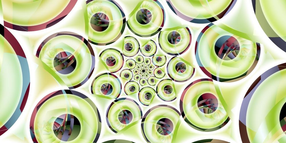Green Lovely Eyes by snupi988