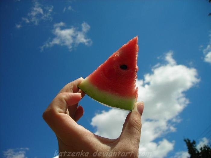 melon by katzenka