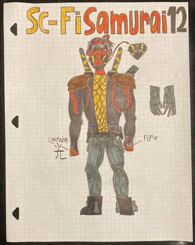 Feedbackbast18 R.P.O Avatar: Sci-fisamurai12