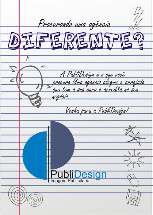 Banner publicidade by Paloma182