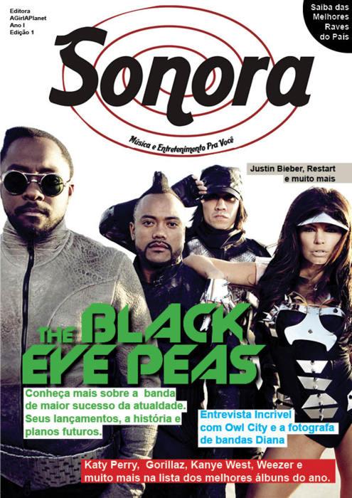 Revista Sonora by Paloma182
