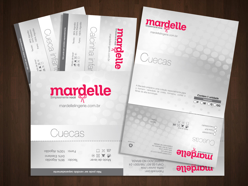 Embalagem Mardelle by Paloma182