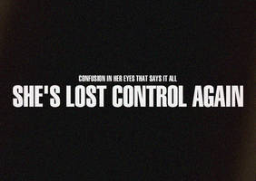 She lost control again by Paloma182