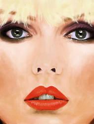 Deborah Harry Illustration