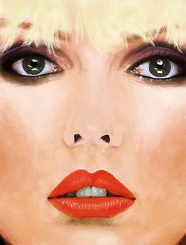 Deborah Harry Illustration
