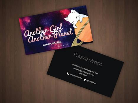Business Card AGAP