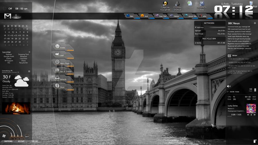 DA Desktop