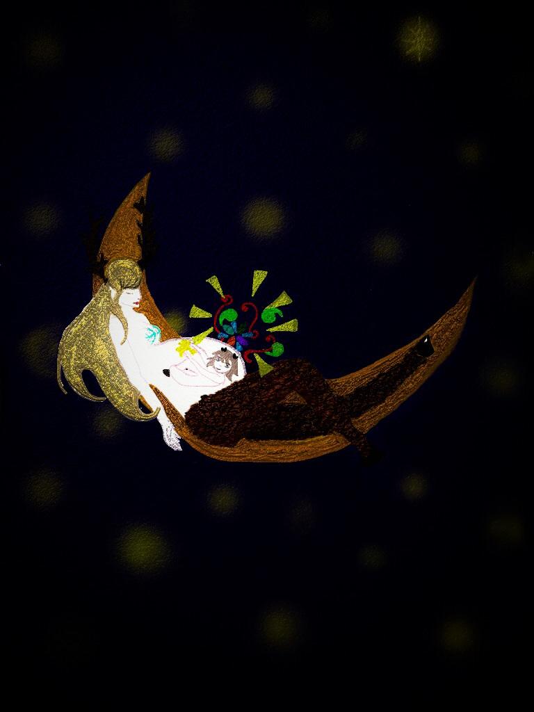 MOON NIGHT - Página 4 Woman_in__a_moon_by_aubeauxdoigtsrosees-d71qza3